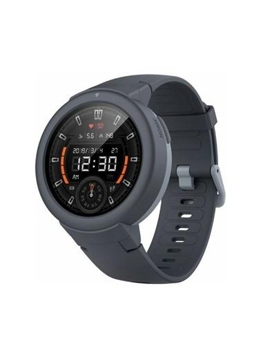 Xiaomi Xiaomi Amazfit Verge Lite Bluetooth Nabız GPS Füme Akıllı Saat Renkli